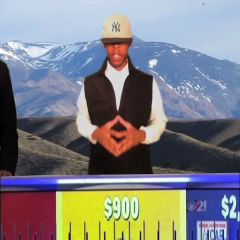 Jay Z on Wheel Of Fortune #DoYouLoveVine #Yup w/Damaine Radcliff vine
