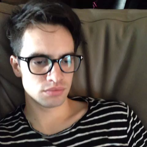 bridal hairstyles with headband : Brendon Urie 2013 Haircut Brendon urie 1 y