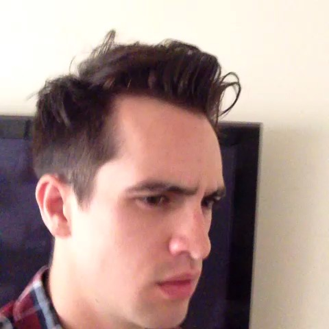 bridal hairstyles with headband : Brendon Urie 2013 Haircut Oh, jesus. you ol rascal!