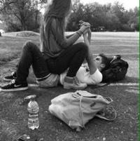 Hugs Kissing Teen Jeans 9