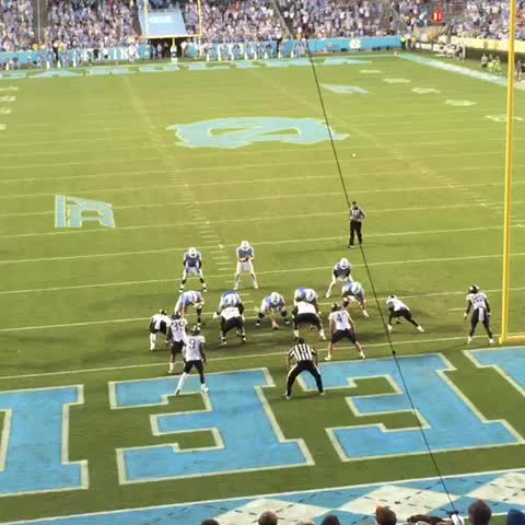 Vine by Taylor Sharp - MITCH to BUG for the W #GoHeels