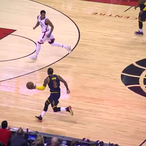Vine by Bleacher Report - Cavs cruising!