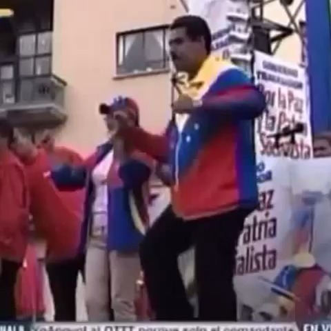 Venezuelan viness post on Vine - Maduros Bumaye #venezuela Vinevenezuela - Venezuelan viness post on Vine