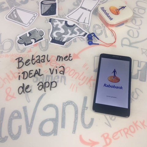 Rabobanks post on Vine - Hoe werkt het: betaal met iDEAL via de app - Rabobanks post on Vine