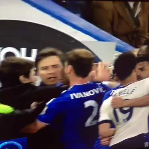 Vine by Tony Jameson - When you get poked in the eye but hold the other eye cos youre Diego Costa. Classic Costa #CHETOT