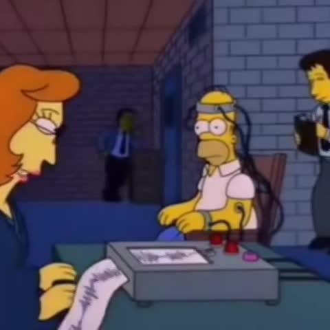 Lo Mejor De Los Simpsonss post on Vine - ¿Lo ha entendido? #LosSimpsons #Mejoresmomentos - Lo Mejor De Los Simpsonss post on Vine