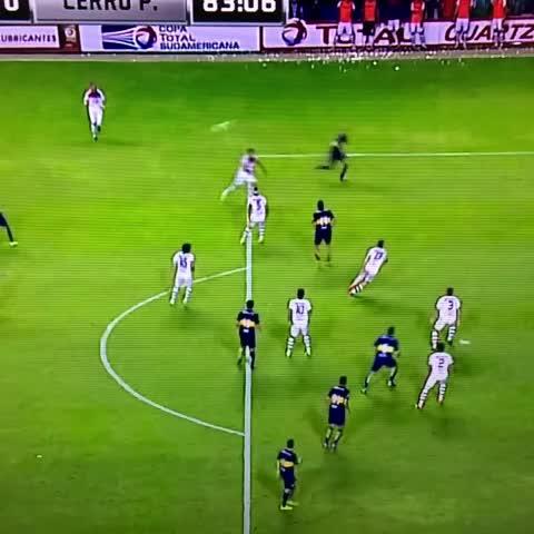 RipleiTVs post on Vine - Gol de Boca. Gigliotti - RipleiTVs post on Vine