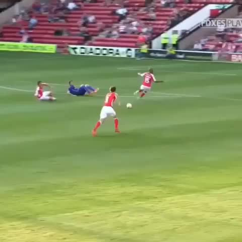 Football Goals 2s post on Vine - Dat Bend From David Nugent #just #class #FG2 - Football Goals 2s post on Vine