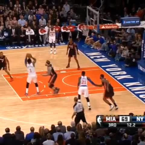 Tim Hardaway Jr. #Knicks - NYKNotifis post on Vine