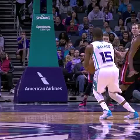cf3d85acd83 Kemba Walker Had Himself An Embarrassing Swaggy P Moment By Celebrating A  Shot Too Soon