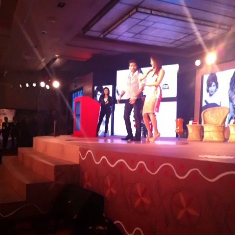 @priyankachopra dancing to Ram Chahe Leela at #AgendaAajTak - India Todays post on Vine