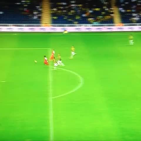 Vine by enes - #gol #falcao #fenerbahce 1 - 1 #Monaco