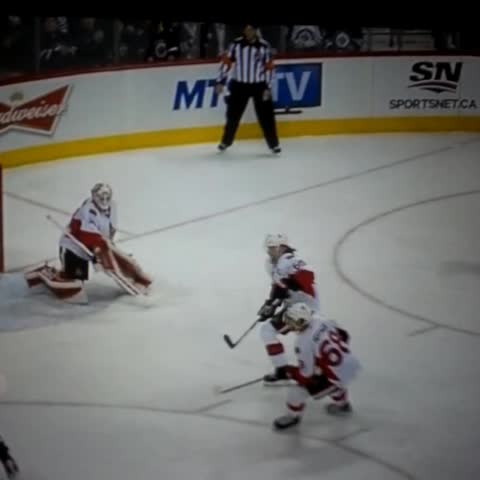 Vine by Callum Fraser - Andrew Hammond this is getting ridiculous.. #Sens