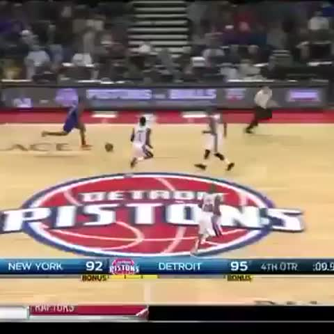 Vine by NBA TV - Galloway sends it to OT with a clutch 3!