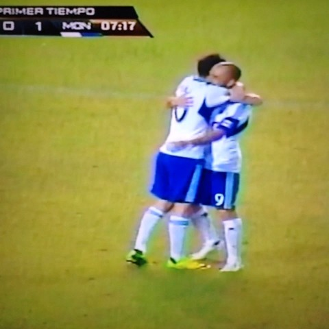 Di Vaio anota el segundo del Montreal ante FAS en la #LCC - William Alfaros post on Vine