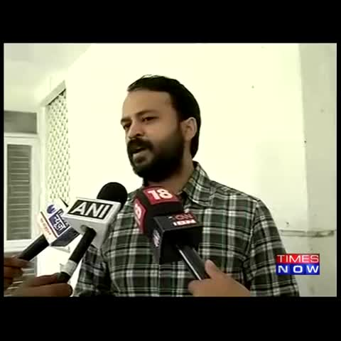 Vine by TIMES NOW - I will not spare the Bhushans. I will launch a probe into how they accumulated their wealth, into their properties: Ashish Khetan