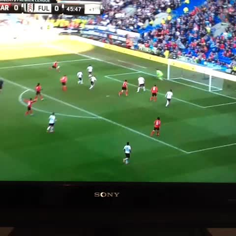 Nick S.s post on Vine - Caulker goal 1-0 Cardiff City over Fulham - Nick S.s post on Vine
