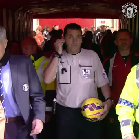 Vine by Manchester United - When Jose comes marching down the wing! #WelcomeJose