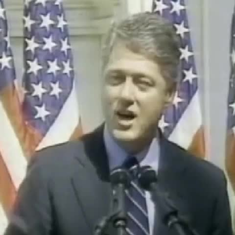 Vine by Charlie Spiering - When Bill Clinton promised to make America Great Again in 1991