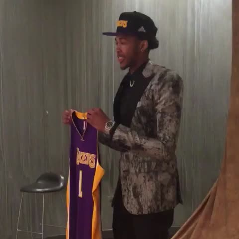 Vine by Lakers - LA All Day