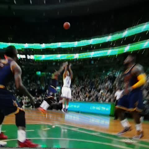 Vine by BBALLBREAKDOWN - JR Smith probably gets multiple game suspension for this.