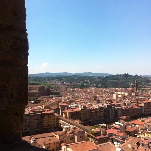 Vine by Muse Firenze - Panorama #torrepalazzovecchio #firenze #florence #tuscany