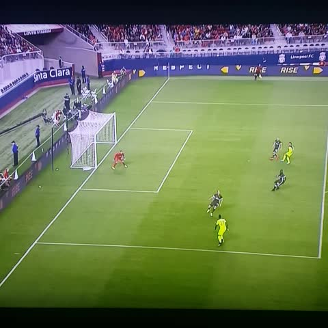 Vine by AnfieldMatt - great goal Origi!!