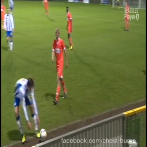 Vine by Chest-Bump - #BOSS #soccer #funny