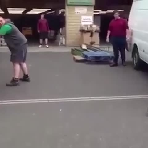 Vine by The LAD Bible - Hes going to be feeling that for a while