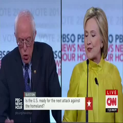 Vine by America Rising PAC - Who Finger Wagged Better?