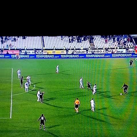 oğuzhan Özyakup Beşiktaş 3-0 Partizan Gol - HaydiKalkAyağas post on Vine