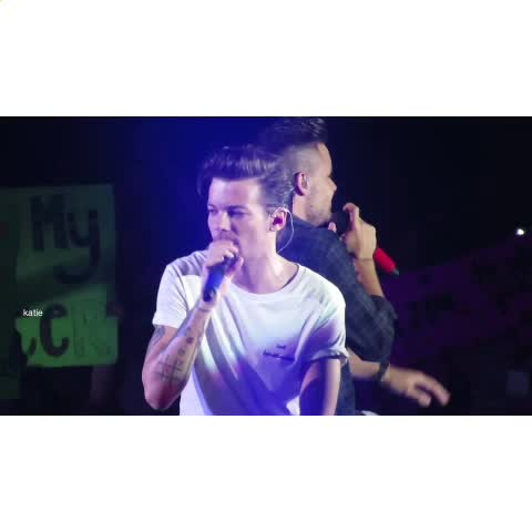 Vine by little louis | 6 - nobody can drag me down  ac; badboi edits