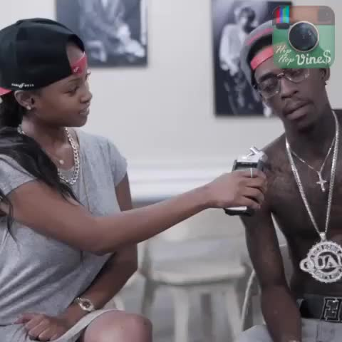 HipHopViness post on Vine - #richhomiequanbelike - HipHopViness post on Vine