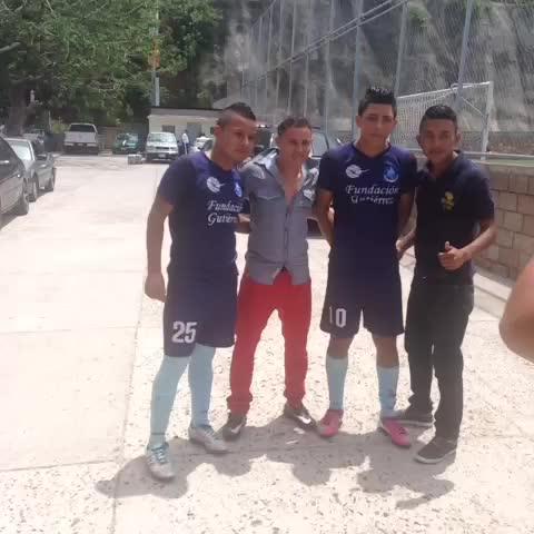 Motaguas post on Vine - Ya listos para iniciar GRAN FINAL U-18 Motagua-FBO (Olimpia), Estadio Burichiche - Motaguas post on Vine