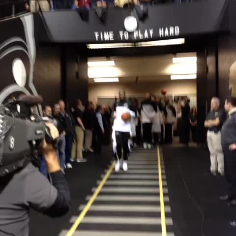 """Watch Purdue Basketball's Vine """"And here come the ..."""