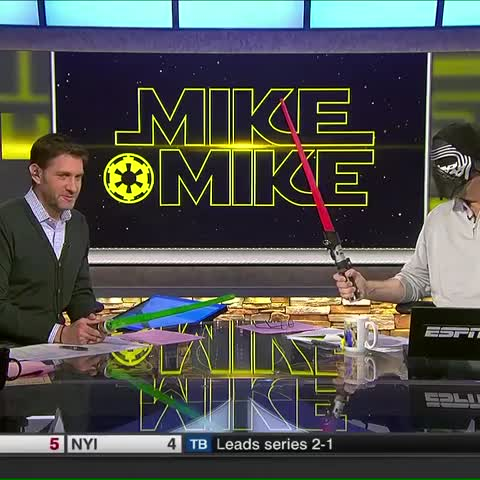 Vine by Mike & Mike - Epic Lightsaber Battle
