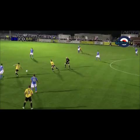 Non League Viness post on Vine - Bristol Rovers Ollie Clarke scores a worldie against Eastleigh. Season 2014/15 - Non League Viness post on Vine