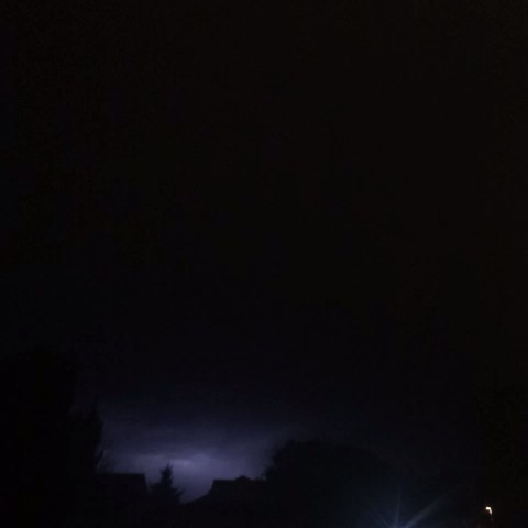 Boise lightning storm. - Tamis post on Vine