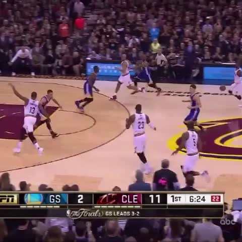 Warriors Vs Cavs Highlights Nba Finals Game 6 Video Sports Illustrated