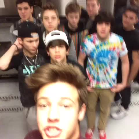 Do it for the vine - Cameron Dallass post on Vine
