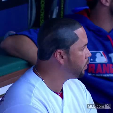 Best Hair In Major League Baseball Gotta Be Carlos Beltran