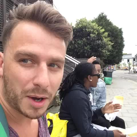 Dapperlaughss post on Vine - If Forest Gump lived in Brixton. #Dapperlaughs - Dapperlaughss post on Vine