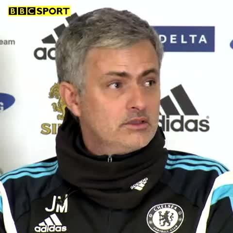 "Vine by BBCSport - ""Lets go to Wembley!"" #CFC #CapitalOneCup #Mourinho"