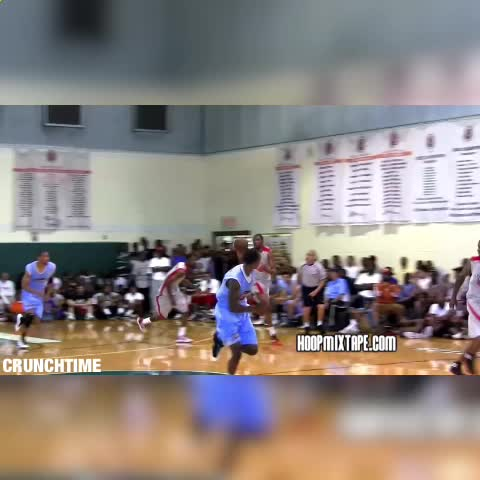 Vine by Crunchtime - KD with the nasty self ally-oop🔥