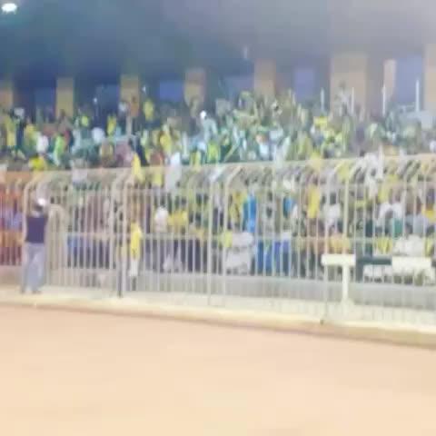 صحيفة اتي سبورتs post on Vine - جايين من #جدة نبغى مشاكل جمهور #الاتحاد قبل مباراة #النصر - صحيفة اتي سبورتs post on Vine