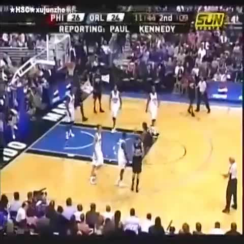 Pasion_Baskets post on Vine - Vine by Pasion_Basket - Allen Iverson was a boss. #basketball #NBA #BBall