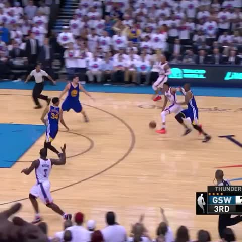 Vine by Bleacher Report - Russell. Westbrook.