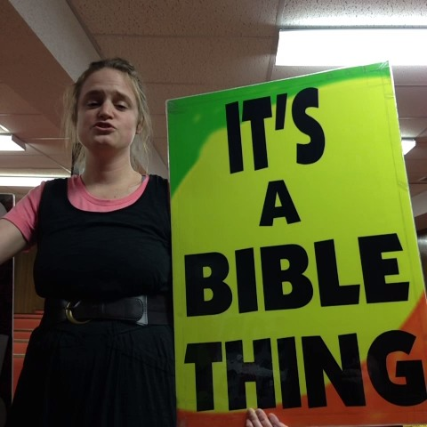 Westboro Baptist Churchs post on Vine - The #freeWill farce! Dispelled by Jesus. Cc: Jesus, Joel Osteen, PASTOR STEVIE JAY LEWIS, ReverendAndTheMakers - Westboro Baptist Churchs post on Vine
