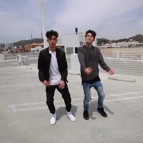 Vine by Lucas and Marcus - Dancers always want the spotlight for themselves 😂 w/ Tessa Brooks