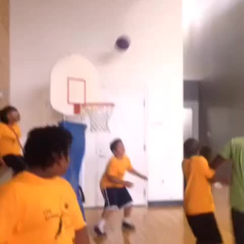 Jays post on Vine - Never play to the level of competition!! #basketballvines #counselor #vs #kids #summercamp #ballislife #and1 #ThrowBackThursday #lovemyjob - Jays post on Vine
